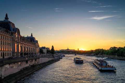 Paris: Eintritt Musée d'Orsay mit Audioguide & Seine-Fahrt