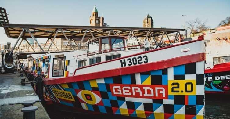 Hamburg: 1-Hour Harbor Cruise