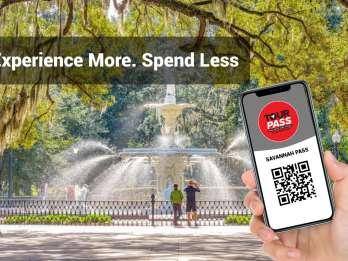 Savannah: Tourpass mit mehr als 30 Attraktionen
