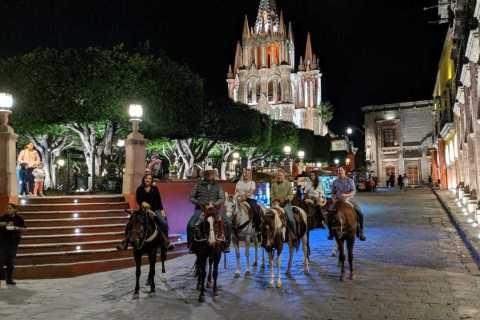 San Miguel de Allende: Horseback Riding Cantinas Tour