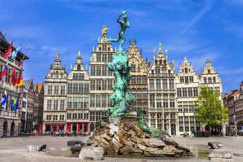 Antwerp: Walking Tour in English