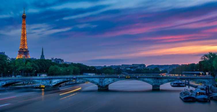 Paris: Seine Cruise & Crepe Tasting near the Eiffel Tower
