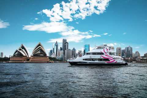 Sydney: cruzeiro pelo porto com almoço premium de 2 pratos