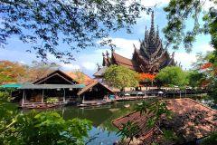 Pattaya: Ingresso com desconto para o Santuário da Verdade