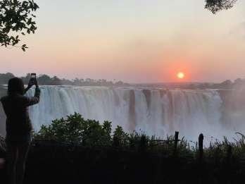 Victoria Falls Town: Geführte Sonnenaufgangstour durch die Victoriafälle