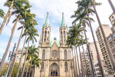 São Paulo: Best Kept Secrets Small Group Walking Tour
