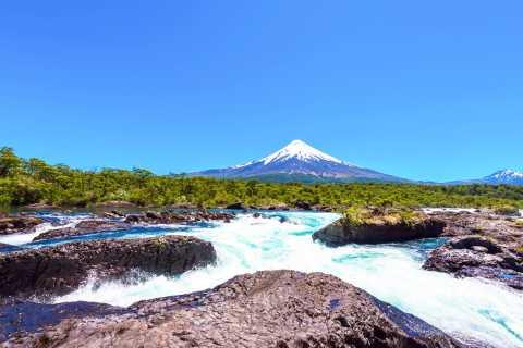 Petrohué Falls, Puerto Montt & Puerto Varas Shore Excursion
