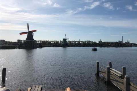 From Amsterdam: Windmills & Volendam Private Tour
