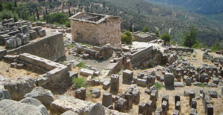 From Athens: Delphi and Thermopylae Full-Day Private Tour