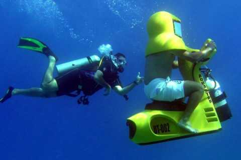 Eilat: Intro to Diving with Certified Instructor