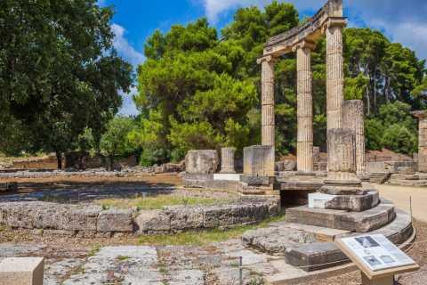 Da Atene: andata e ritorno privata di un'intera giornata nell'antica Olimpia