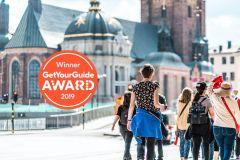 Excursão a Pé pela Cidade Velha de Estocolmo