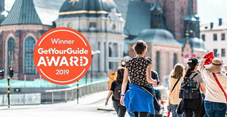 Stockholm: Rundgang durch die Altstadt
