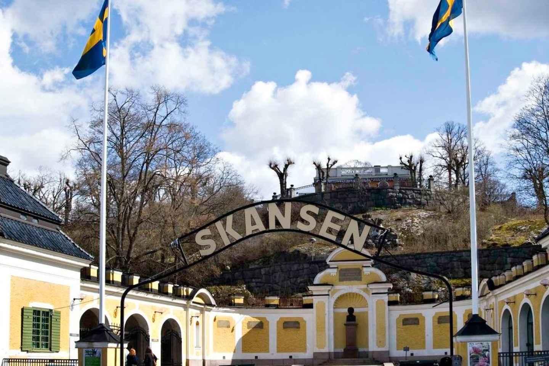 Stockholm: Familienfreundliche Skansen-Führung