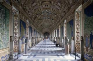 Rom: Führung durch die Vatikanischen Museen