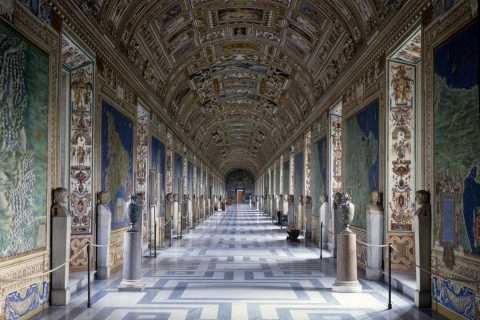 Rome: Vatican Museums Guided Tour