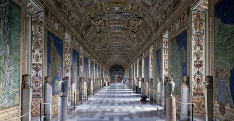 Rome: rondleiding door de Vaticaanse musea