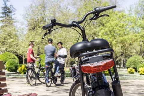 Porto: passeio de bicicleta elétrica de 3 horas
