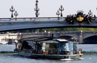 Paris: Lunch Cruise & Eiffelturm mit optionalem Gipfel