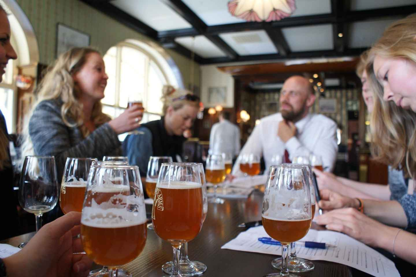 Stockholm: 2-stündige Craft Beer Discovery Tour