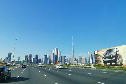 Dubai: 4-Hour Tour with Burj Khalifa Tickets
