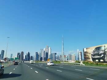 Dubai: Tour mit Burj Khalifa-Ticket