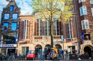 """Amsterdam: Die legendäre """"Boom Chicago""""-Comedyshow"""
