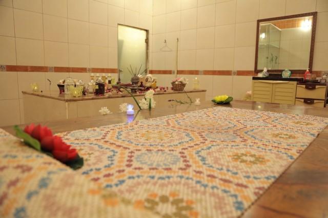 Aqaba: Marokkaanse badervaring met massage voor vrouwen