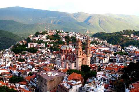 Depuis Mexico: visite d'1 journée à Taxco et Cuernavaca