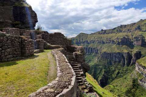De Cusco: Waqra Pukara Trek with Lunch