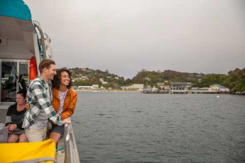 Stewart Island: veerdienst tussen Bluff en Stewart Island
