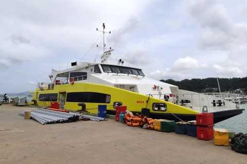 Palawan: Ferry Transfer Between El Nido and Coron E-Ticket
