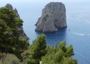 Von Sorrent: Capri Nachmittags- und Abendtour