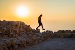 De Jerusalém: Masada ao Amanhecer, Ein Gedi e Mar Morto