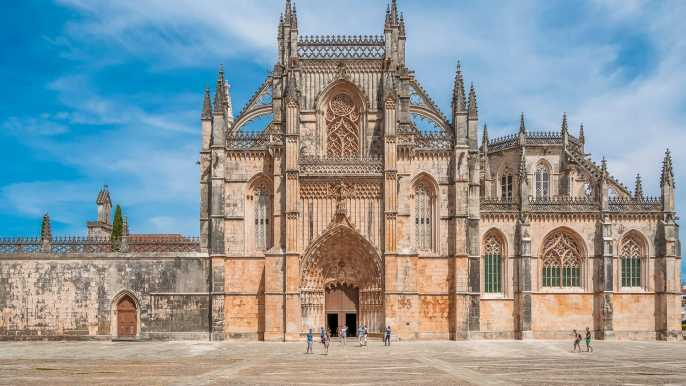Batalha Monastery Entrance Ticket
