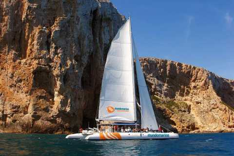 Dénia: 5-Hour Catamaran Cruise