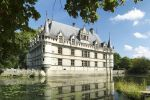 From Tours/Amboise: Azay le Rideau, Langeais & Villandry