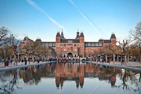 Amsterdam: Guided Walking Tour with Rijksmuseum