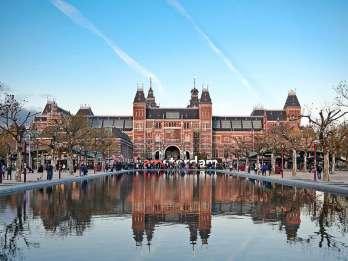 Amsterdam: Geführte Wanderung mit dem Rijksmuseum