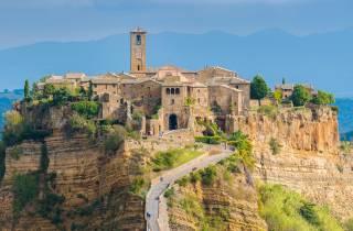 Von Rom: Orvieto & Civita Bagnoregio Coach Tour