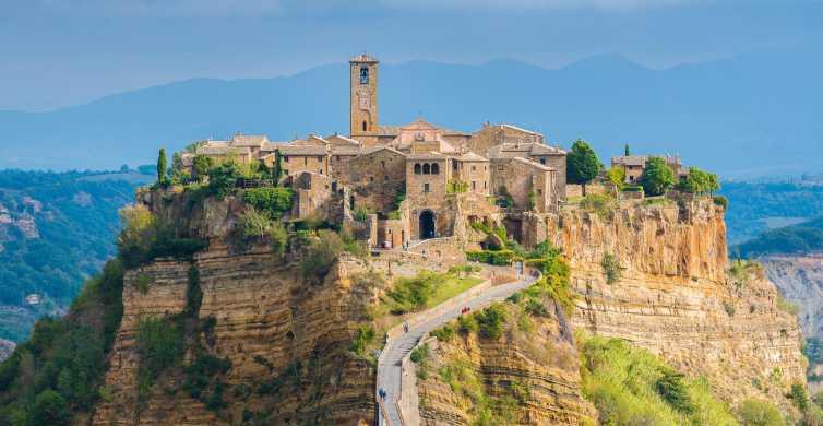 From Rome: Orvieto & Civita Bagnoregio Coach Tour