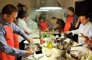 Barcelona: La Boqueria Markttour und Kochkurs