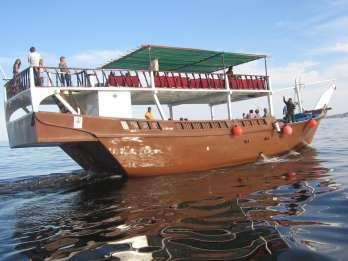 Musandam Dibba: Ganztägige Bootsfahrt mit Mittagessen. Foto: GetYourGuide