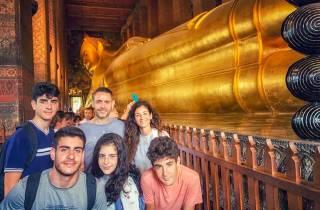 Grand Palace, Wat Pho und Wat Arun: Führung auf Spanisch