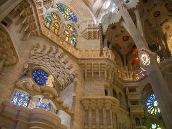 Barcelona: 2-stündige private VIP-Tour der Sagrada Familia in Gaudi