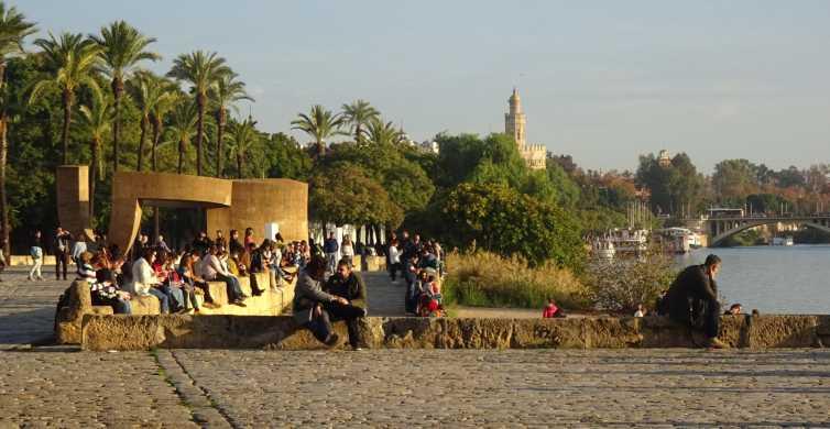 Seville: 2.5-Hour Evening Electric Bike Tour