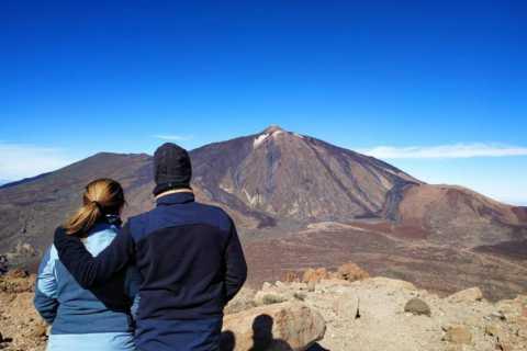 Teide National Park: Mount Guajara Hike