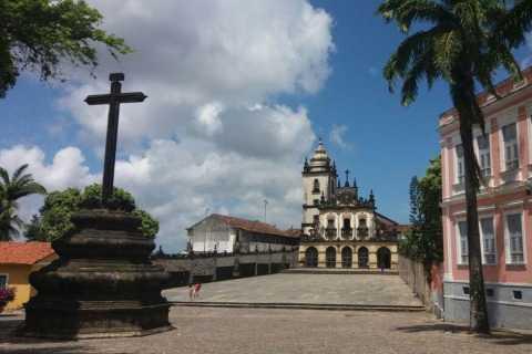 From Natal: João Pessoa Day Trip