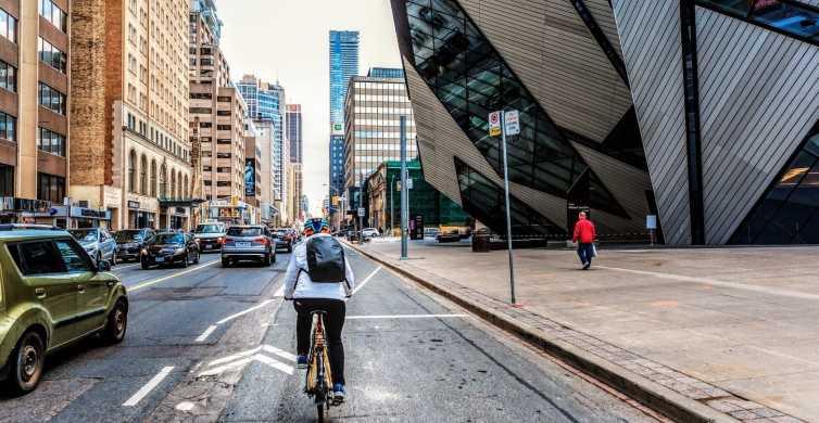 Toronto: recorrido guiado en bicicleta por la ciudad y las fábricas de ladrillos