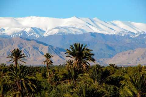 From Ouarzazate: Private 2-Day Merzouga Desert Tour